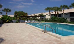 South Florida Brick Paver Pool Decks