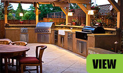South Florida Outdoor Kitchens